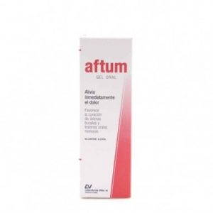 aftum gel anti aftas 15ml
