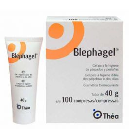 blephagel gel e compressas