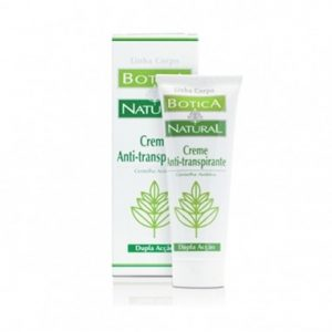 botica natural creme anti transpirante 75ml