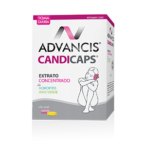 advancis candicaps 40 unidades
