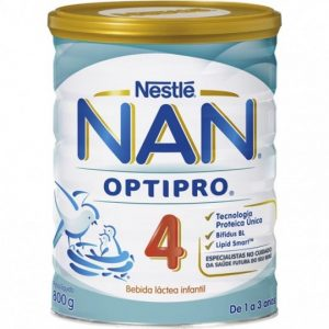 nan optipro nestle