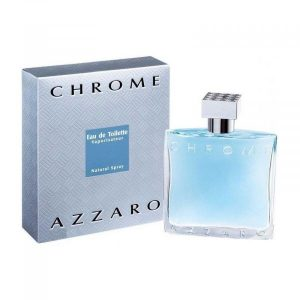 azzaro chrome man eau de toilette 100ml