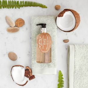 castelbel coconuthand and body wash 300ml