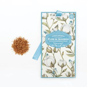 castelbel cotton flower sachet