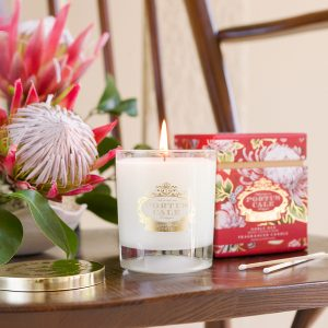 castelbel noble red candle