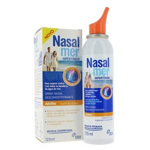 nasalmer spray nasal hipertonico 125 ml