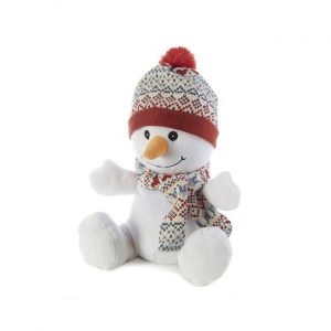 warmies mini boneco neve