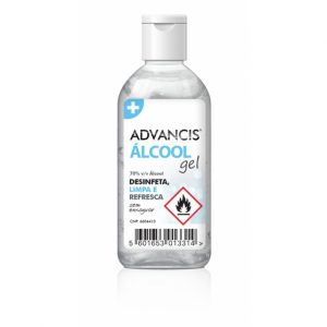 Advancis Alcool gel 100 ml