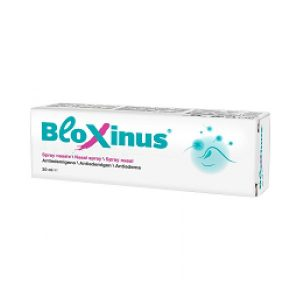 bloxinus spray nasal edema 20ml