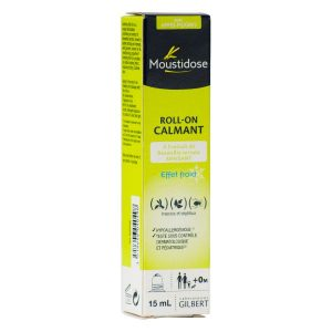 moustidose roll on calm 15ml